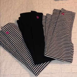 Set of 3 limited two size 4 leggings